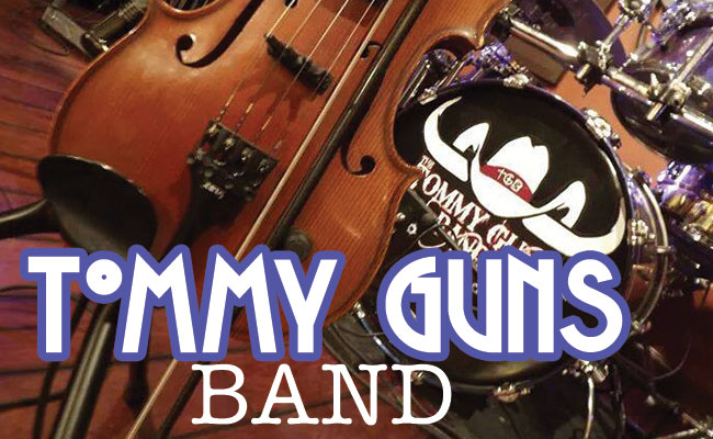 Tommy Guns Band