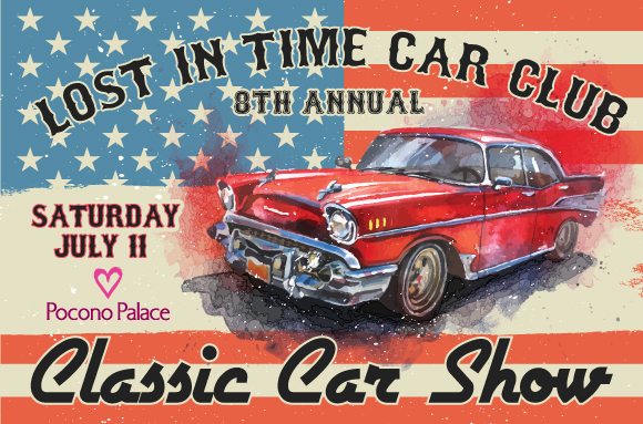 Lost in Time Car Club's 8th Annual Classic Car Show