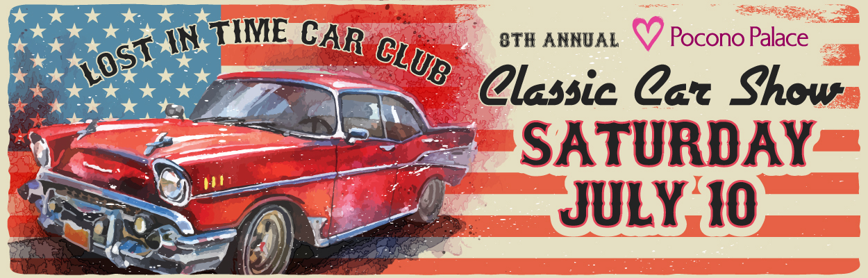 Lost in Time Car Club's Classic Car Show