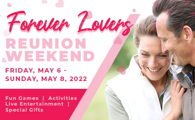 Forever Lovers Reunion Weekend