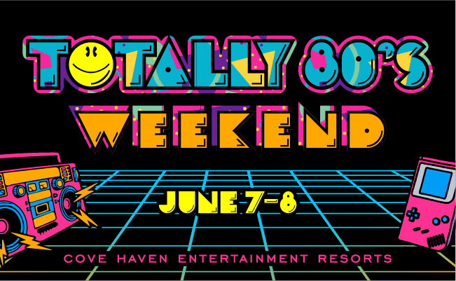 Totally 80s Weekend