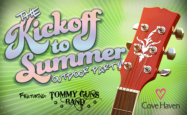 Kickoff to Summer Outdoor Party!