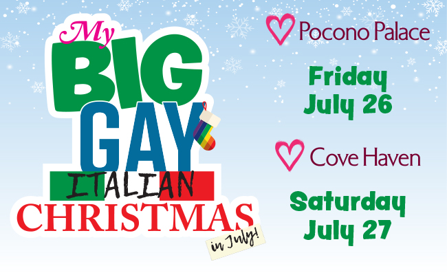 My Big Gay Italian Christmas in July
