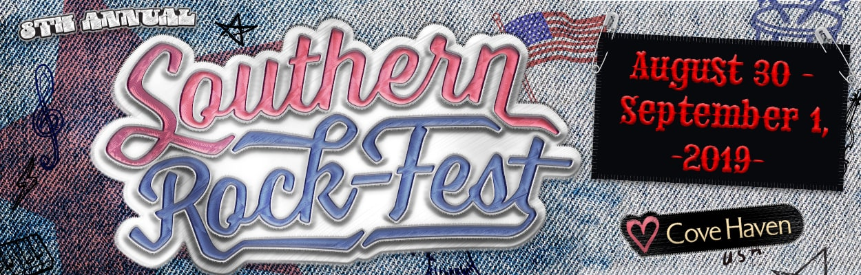 8th Annual Southern Rock Festival