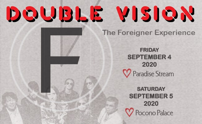 Double Vision – The Foreigner Experience