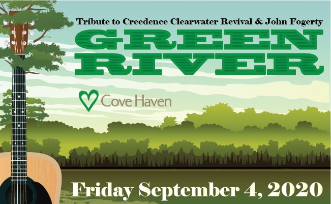 Green River – The CCR Tribute Band