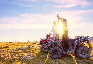 Poconos ATV Rentals: Go Muddin' near Cove Haven