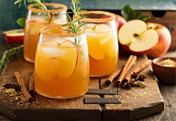5 Yummy Fall Cocktail Recipes