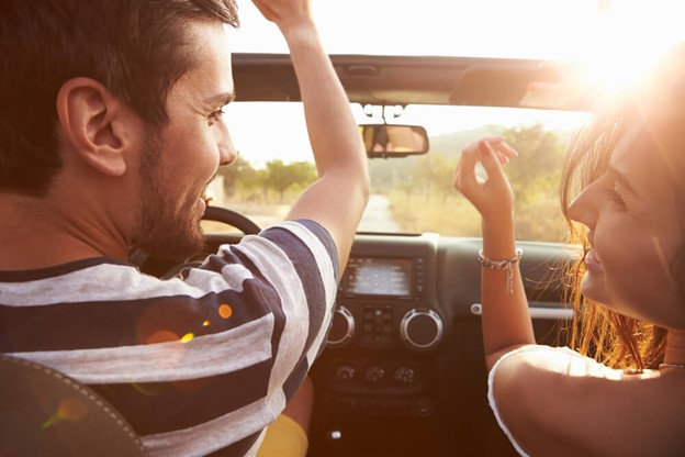 Road Trip Music: A Romantic Road Trip Playlist
