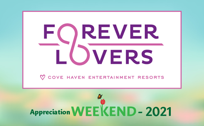 Forever Lovers Appreciation Weekend